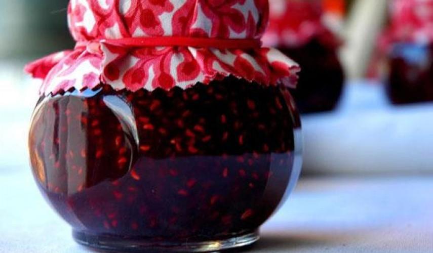 заготовки из малины на зиму
