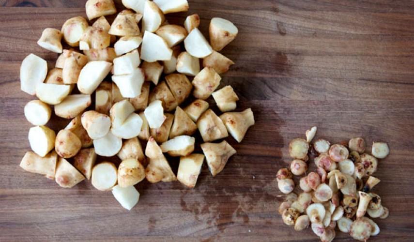 польза груши и земляной груши