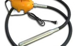 Как сделать вибратор для бетона из перфоратора и дрели своими руками