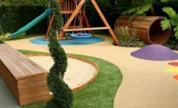 Детские площадки для дачи: делаем своими руками уголок для игр
