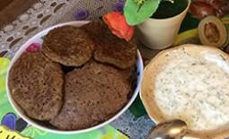 Лучшие рецепты печеночных оладий из разных видов печени