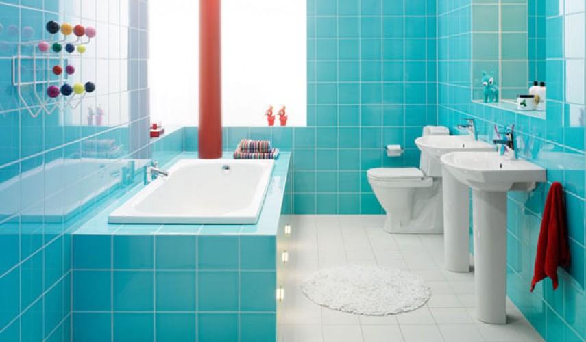 плитка для ванной интерьер