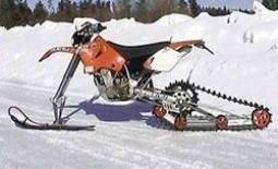 Снегоход из мотоблока, мотоцикла и бензопилы своими руками: инструкция для мастеров