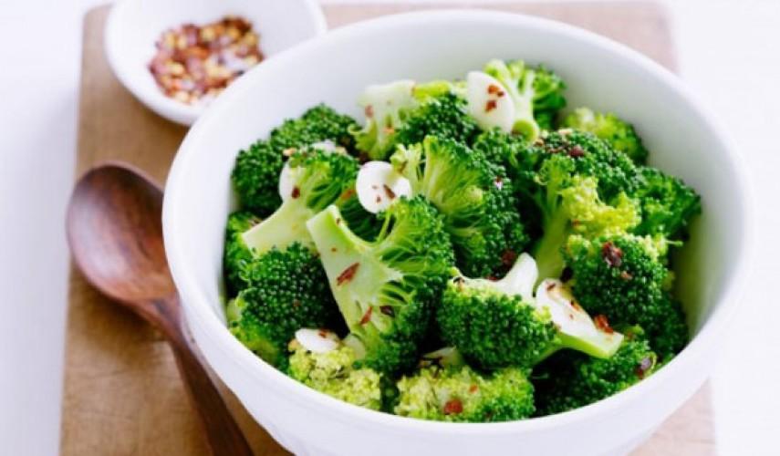 Блюда из брокколи