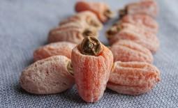 Восточное лакомство сушеная хурма: 3 рецепта цельноплодной заготовки в домашних условиях
