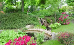 Как создать на своем участке английский сад