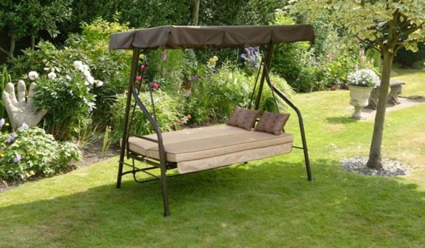 Аксессуары для садовых качелей