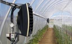 Воздушное отопление теплицы зимой: возможность самостоятельного монтажа и выбор обогревающих элементов