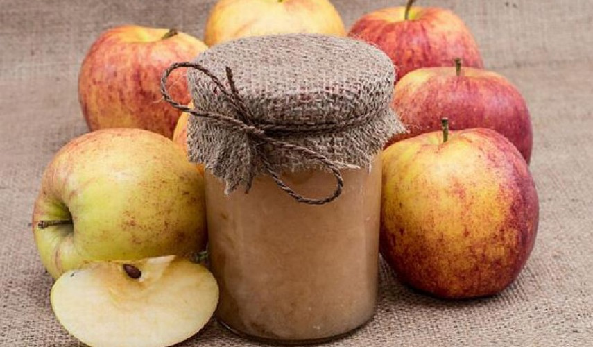 Зимние заготовки из яблок
