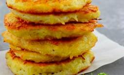 Картофельные оладьи совсем не так просты, как кажутся!