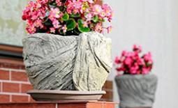 Простые способы декорирования горшков для цветов