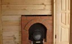 Кирпичная печь для бани с топкой из предбанника: пошаговая инструкция и особенности кладки