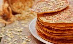 Овсяные блины – секреты приготовления диетической выпечки