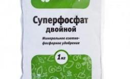 Использование двойного суперфосфата в саду и огороде