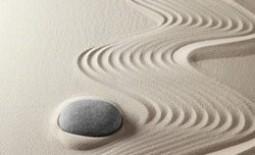 Как обустроить японский сад камней на даче своими руками