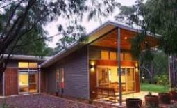 Дома с односкатной крышей: преимущества, проекты одно-, двухэтажных домов и коттеджей