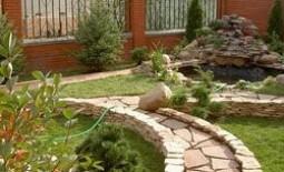 Садовые дорожки своими руками с малыми затратами: интересные и простые в исполнении идеи для вашего участка