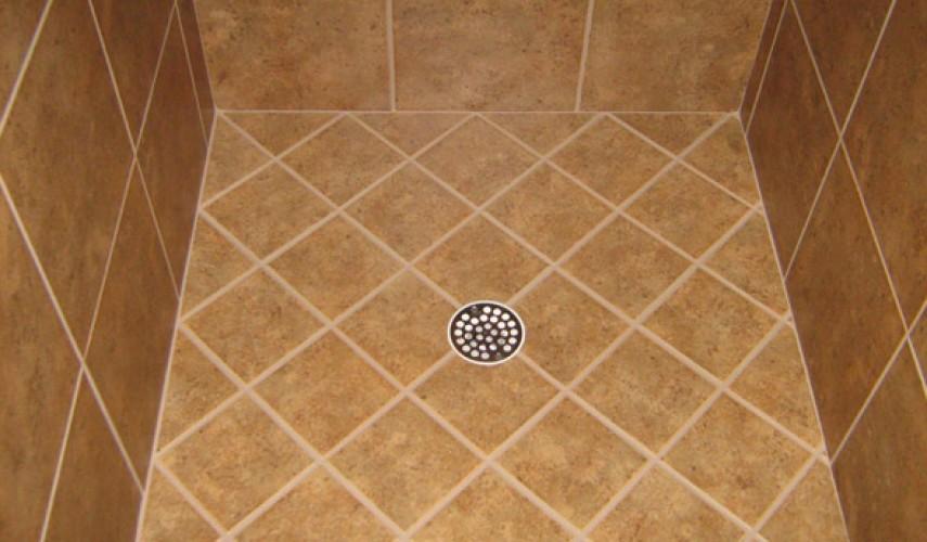 плитка в ванной своими руками