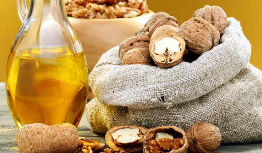применение масла грецкого ореха