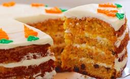 Морковный пирог: простые и вкусные рецепты