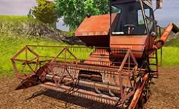 Комбайн Нива СК-5 – легендарная машина для современных фермеров