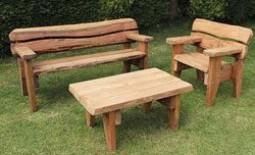 Пять идей садовой мебели своими руками
