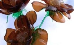 Поделки для дачи из пластиковых бутылок своими руками: полезные идеи для вашего участка