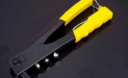 Заклепочник ручной: устройство инструмента, принцип работы, правила использования
