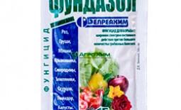 Применение фундазола: советы, инструкции, дозировка для разных растений