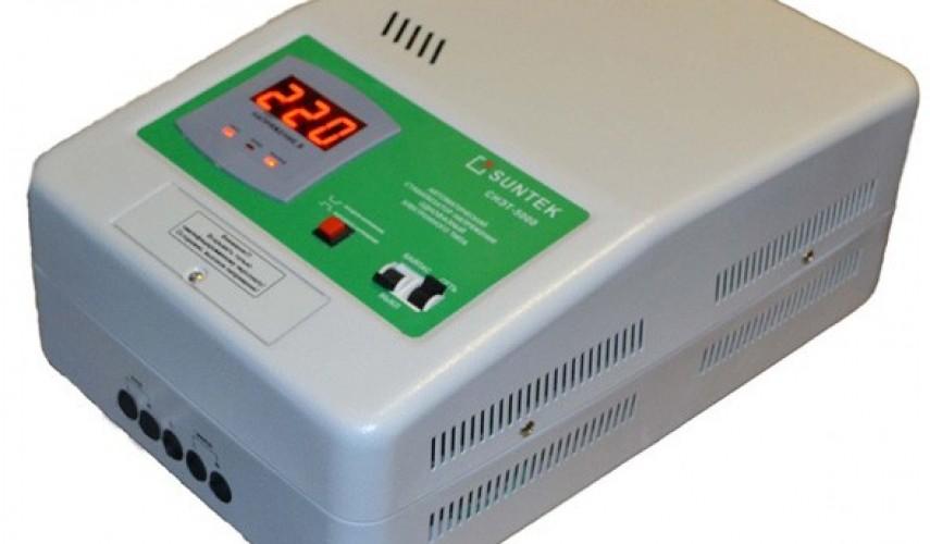стабилизатор напряжения для газового котла