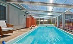Защитный павильон для бассейна своими руками: поэтапная инструкция монтажа
