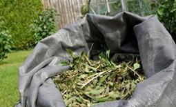Как соорудить измельчитель травы из старой стиральной машины