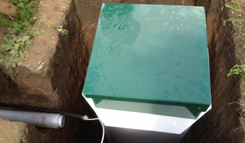 Станция очистки сточных вод