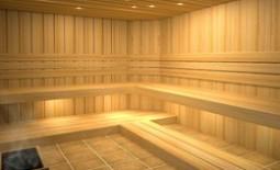 Освещение в бане: как сделать электропроводку в парилке правильно своими руками