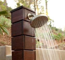 летний душ своими руками