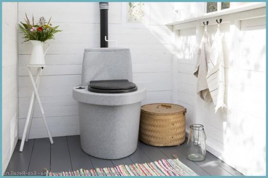 виды торфяного туалета