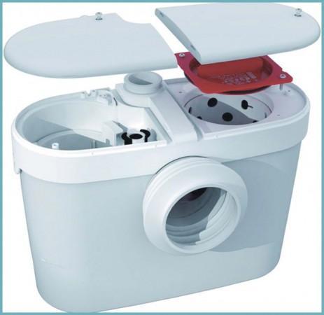 насос для туалета