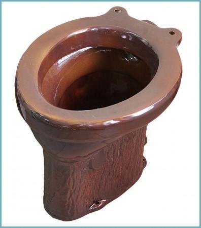 как выглядит унитаз для дачного туалета