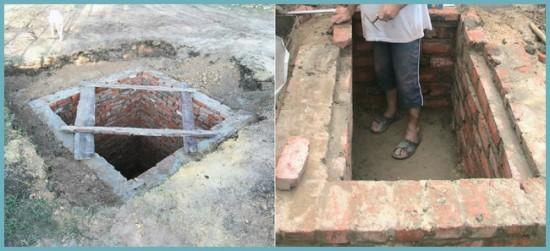 строительство выгребной ямы для туалета своими руками