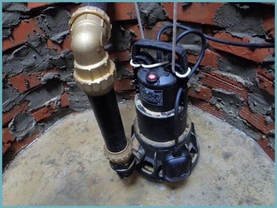 работа канализации в частном доме