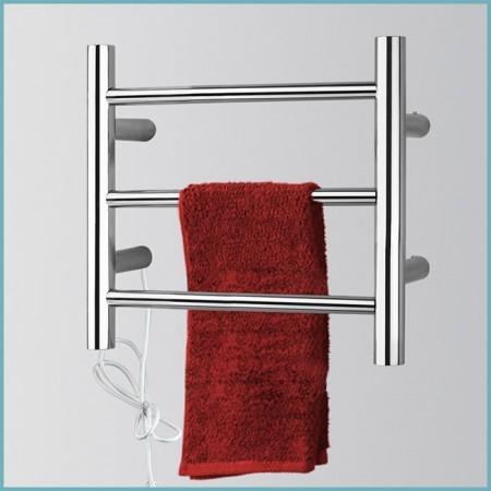 преимущества электричекого полотенцесушителя