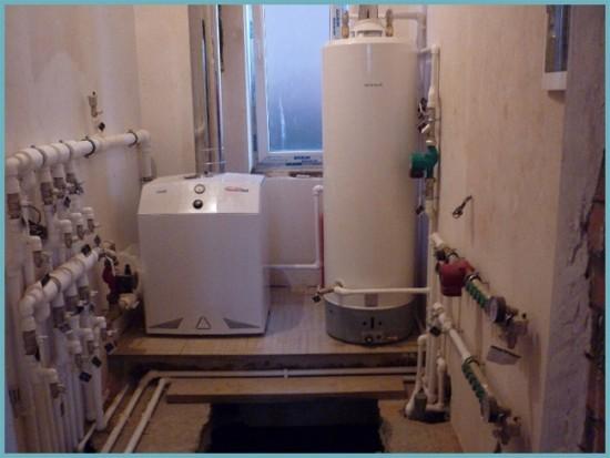 безопасное использование напольного газового котла