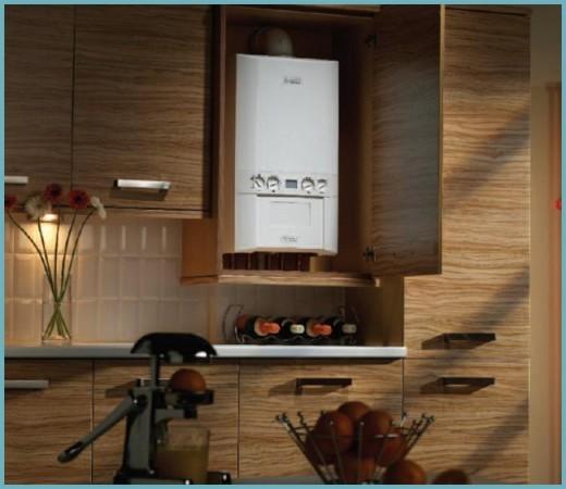 газовый котел для отопления дома