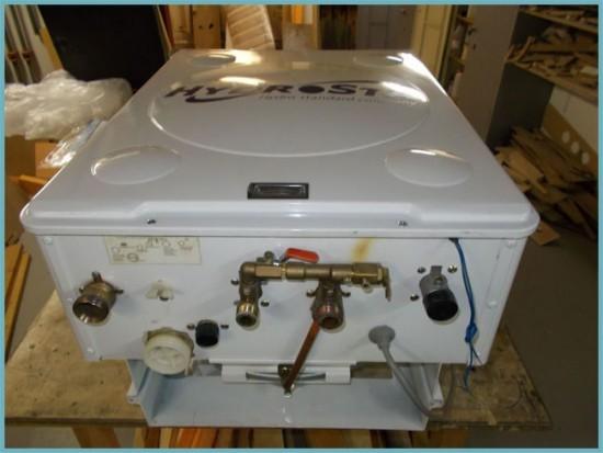 газовый котел без бойлера