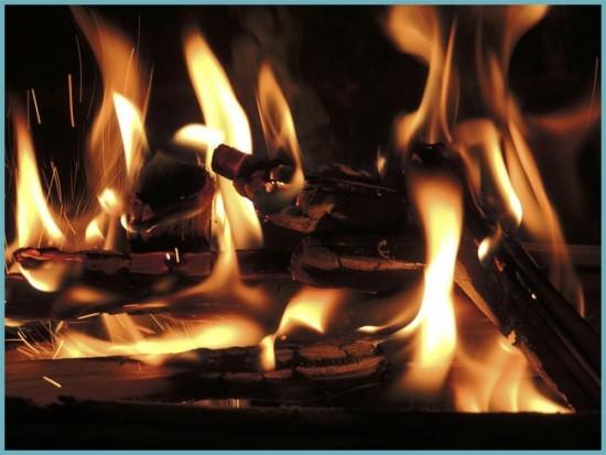 отопление древесиной