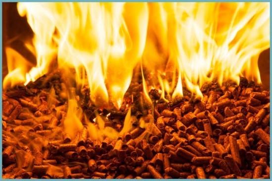 пеллеты для отопления дома