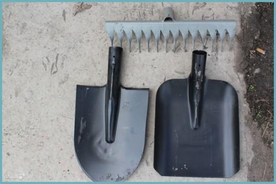 инструмент для строительства погреба