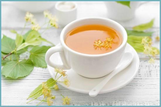 как пить липовый чай