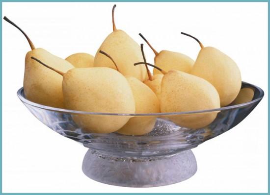 свойства груши китайской