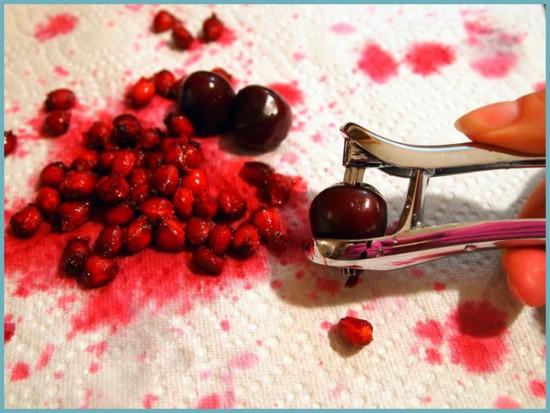 подготовка косточек вишни к посадке